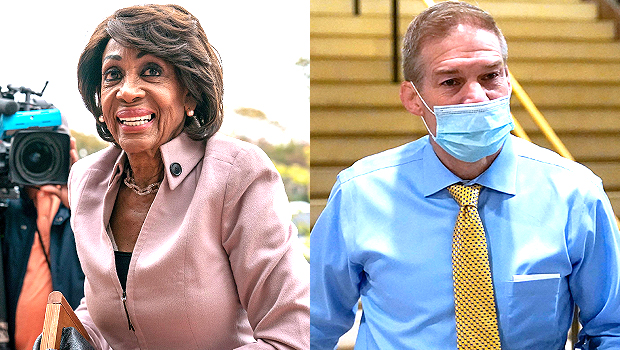 Maxine Waters Tells Rep Jim Jordan To 'Shut Your Mouth' After He Yells At Dr. Fauci Over COVID Rules.jpg