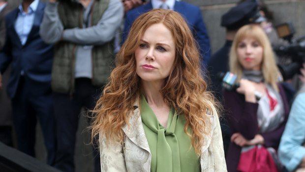 Nicole Kidman Channels Lucille Ball In 1st Photos From 'Being the Ricardos' Movie Set – Pics
