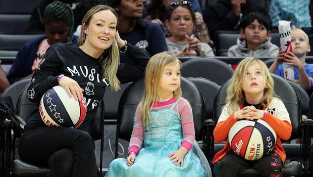 Olivia Wilde Kids