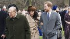 Prince Philip, Meghan Markle, Prince Harry