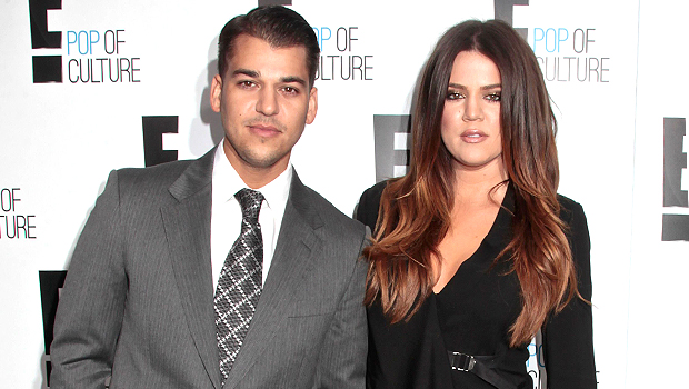 Khloe Kardashian Admits She Thinks Brother Rob Is 'Hot' In Latest 'KUWTK' Episode: 'Is That Weird?'.jpg