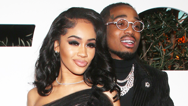 Saweetie Breaks Silence On Elevator Video With Quavo: It Was An 'Unfortunate Incident'