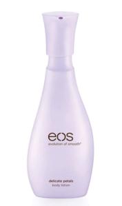 EOS body lotion
