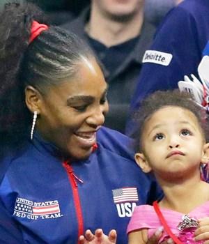 Serena Williams, Alexis Olympia Ohanian Jr.