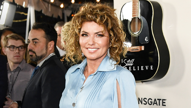Shania Twain, 55, Proves She Can Still Rock Her 'Man! I Feel Like A Woman' Outfit 20 Years Later