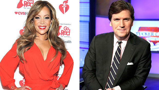 Sunny Hostin Torches Tucker Carlson For Undermining COVID Vaccine After In-Laws Died From Virus