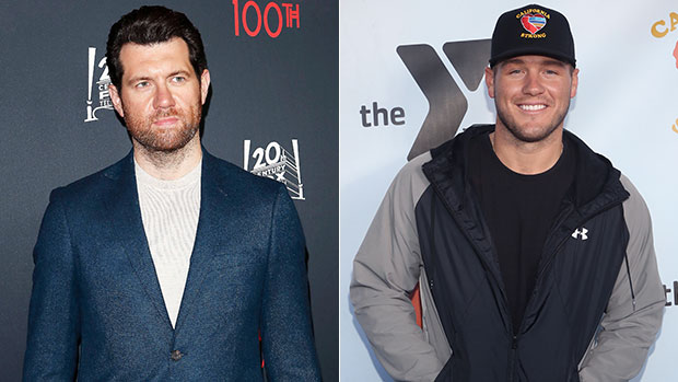 Billy Eichner Predicted Colton Underwood Would Be 'The First Gay Bachelor' & The Clip Goes Viral