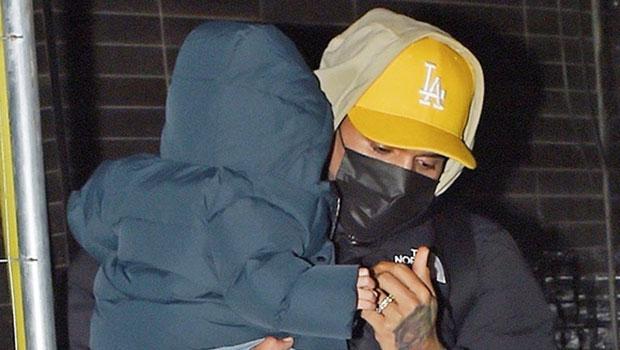 Chris Brown Son Talking Video