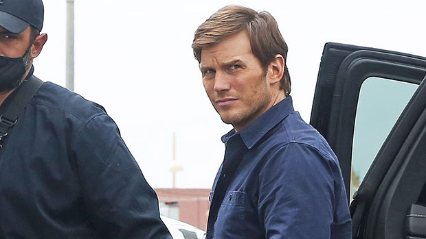 Chris Pratt's New Clean-Cut Look Makes Him Look Just Like Brad Pitt In 'Once Upon A Time In Hollywood'.jpg