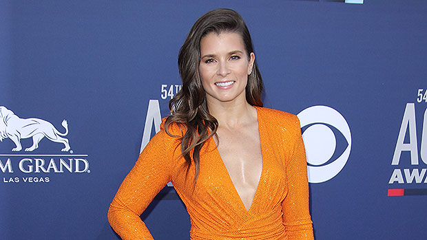Danica Patrick Gets A Kiss From New BF Carter Comstock In Sweet Beach Selfie