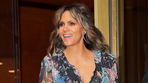 Halle Berry Shares The Amazing Beauty Secrets She Learned While In Quarantine — Watch