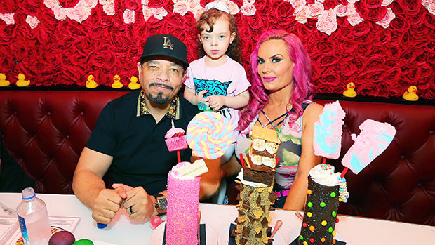Ice-T: The 'Silver Living' Of Quarantine Has Been Spending More Time With 5-Year-Old Chanel