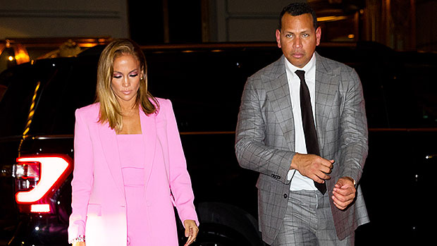 J.Lo Reportedly 'Likes' Cryptic Quote About Being 'Manipulated' After Announcing A-Rod Split