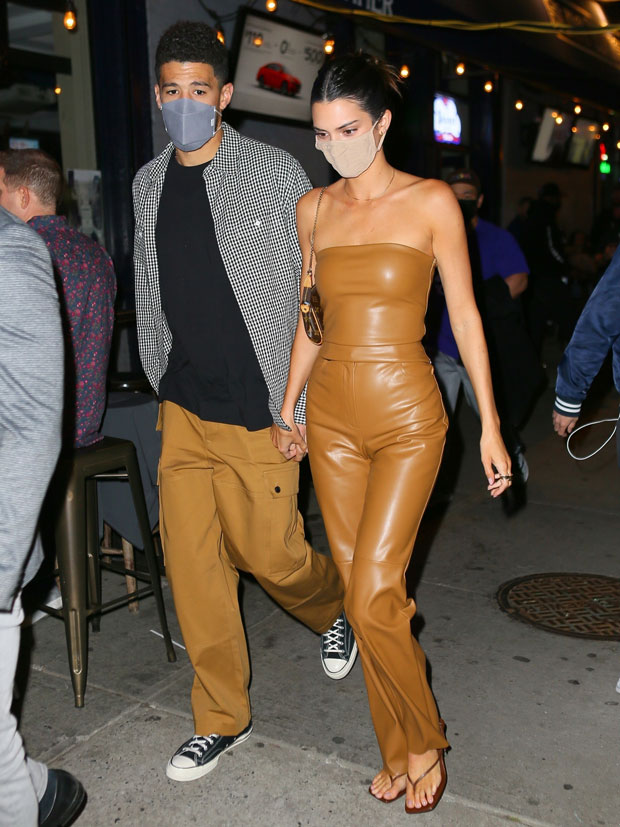 Devin Booker & Kendall Jenner