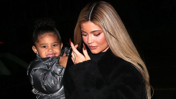 Kylie Jenner & Stormi
