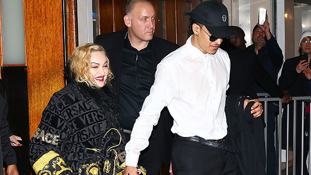 Madonna, 62, Kisses Ahlamalik Williams, 26, In Sexy 'After Party' Video