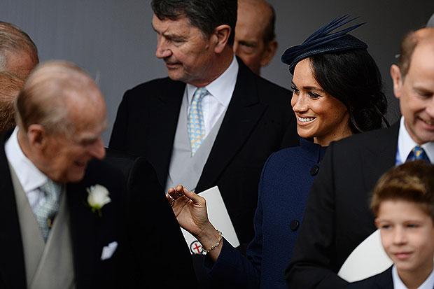 Prince Philip, Meghan Markle