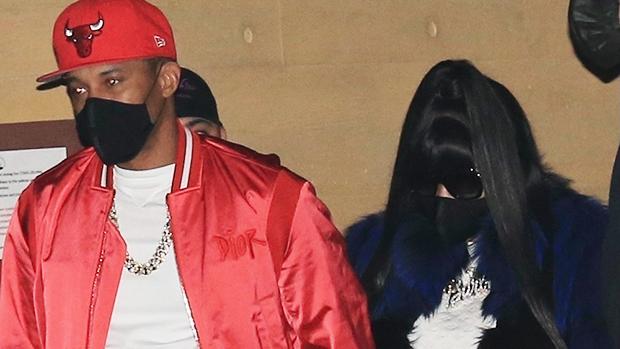 Nicki Minaj Keeps Close To Husband Kenneth Petty On Rare Public Date Night In Malibu — Pic.jpg