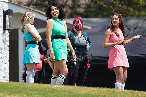 powerpuff girls live action