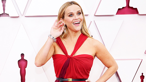 Reese Witherspoon At Oscars 2021