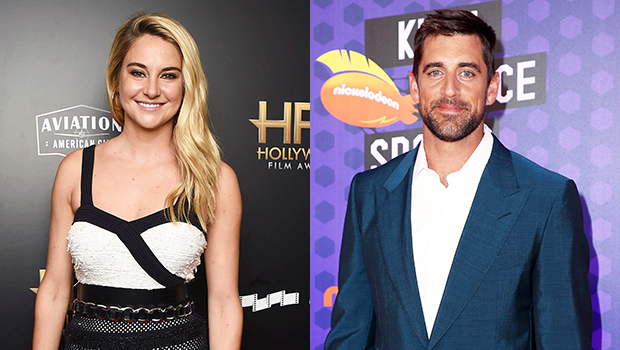 Shailene Woodley Snuggles Up To Aaron Rodgers & Calls Him 'My Love' In Rare Video At Home — Watch.jpg