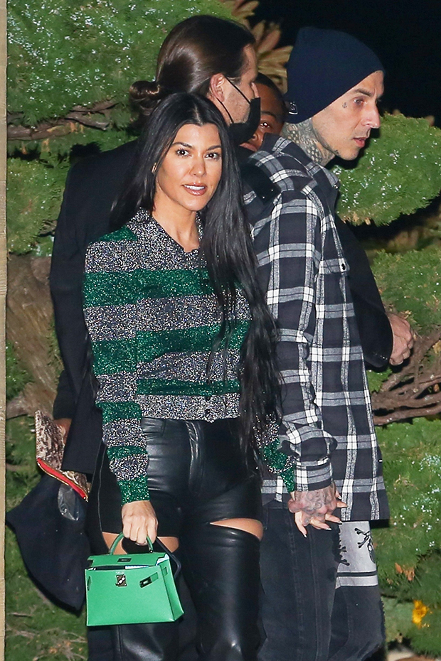 Shanna Moakler Kourtney Kardashian Travis Barker