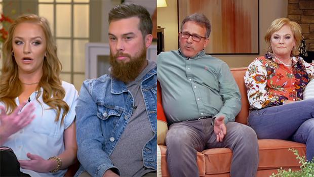 Maci Bookout, Taylor McKinney, Ryan Edward's Parents