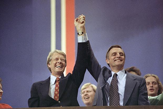 Jimmy Carter, Walter Mondale