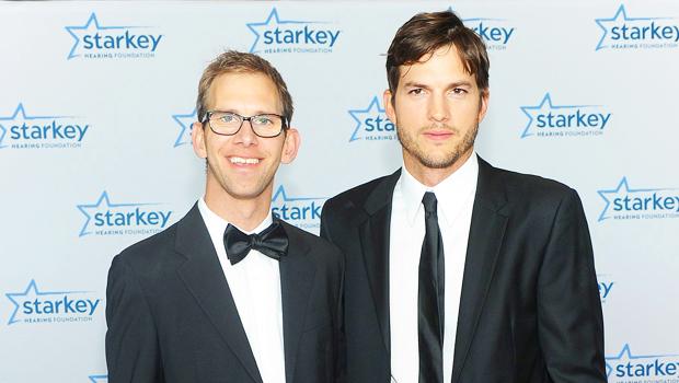 Ashton Kutcher Michael Kutcher