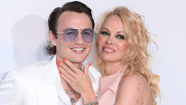 Why Pamela Anderson's Son Brandon Lee Wasn't Surprised By Her New Marriage: She Wants To 'Settle Down'.jpg