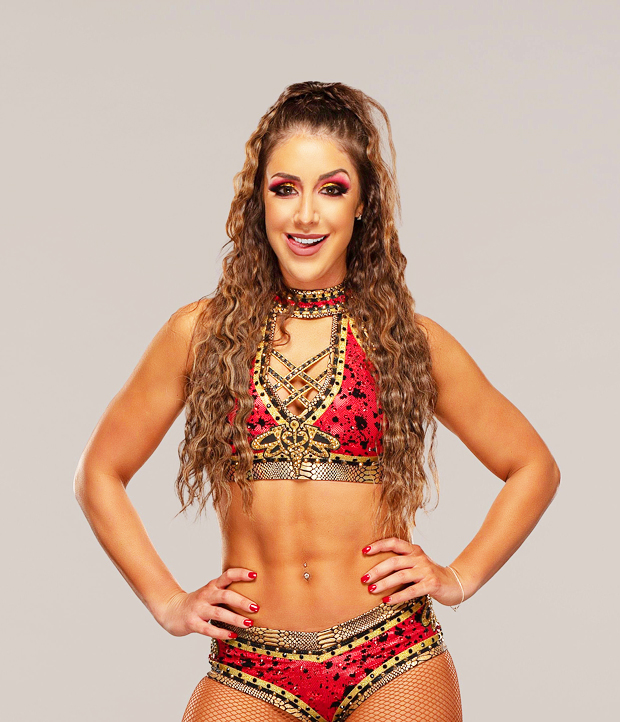 Britt Baker Double Or Nothing Match AEW embed 1