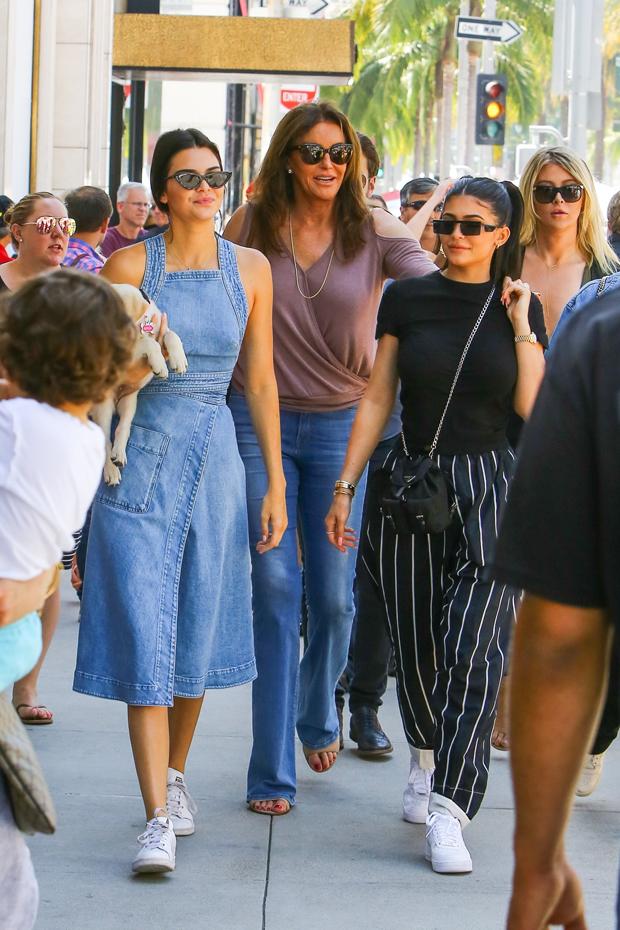 Caitlyn Jenner, Kids
