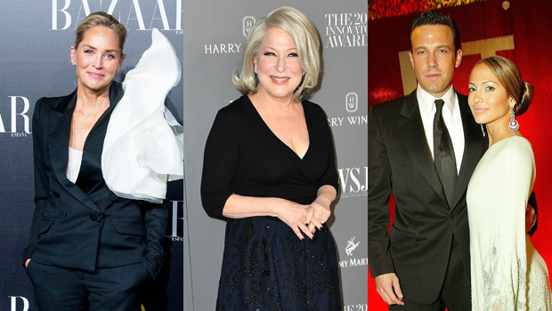 Sharon Stone, Bette Midler & More Stars Have Hilarious Reactions To 'Bennifer's Reunion: 'WTF'.jpg