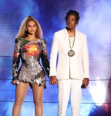 Beyonce Knowles, Jay Z Beyonce and Jay-Z in concert, 'On The Run II Tour', Buffalo, USA - 18 Aug 2018
