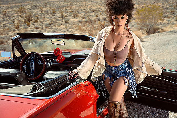 Country Artist Ashlie Amber embed2