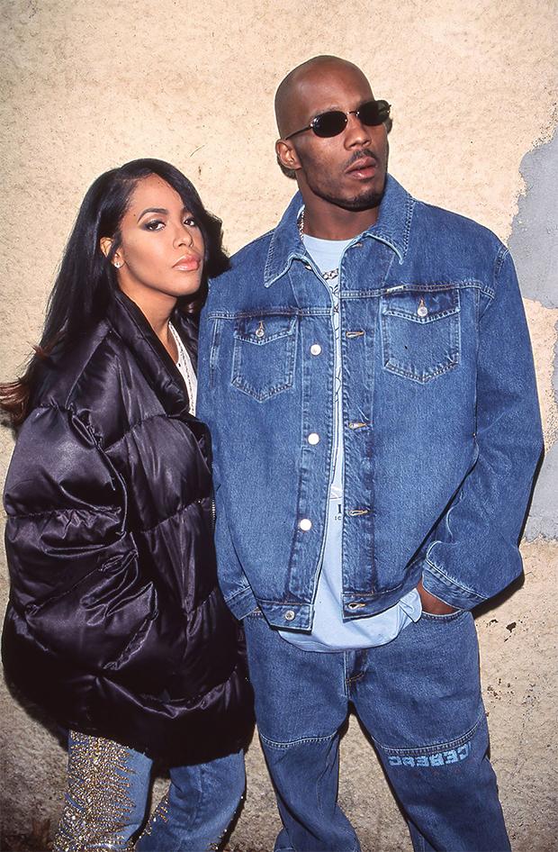 Aaliyah, DMX