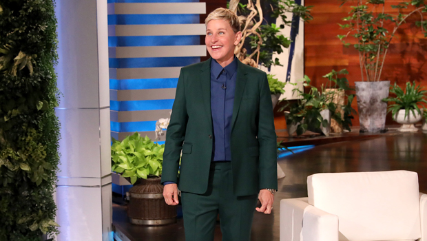 Ellen DeGeneres Tears Up Saying Goodbye To Her Talk Show In Emotional Monologue – Watch