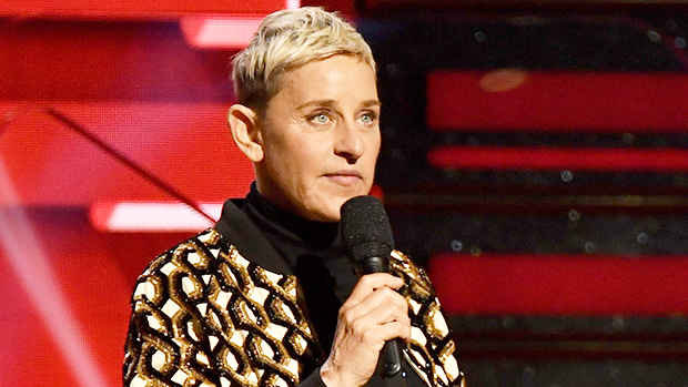 Ellen DeGeneres Insists She 'Never Saw' A Toxic Environment On Her Show: 'I Wish' Someone Told Me