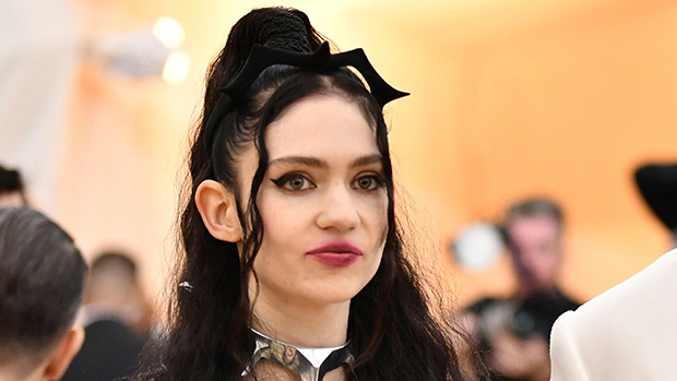Grimes Hospitalized For Panic Attack 2 Days After 'SNL' Appearance: 'It's A Good Time To Start Therapy'.jpg