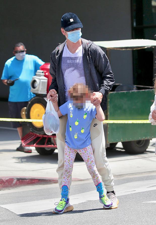 Hayden Christensen & Briar Rose