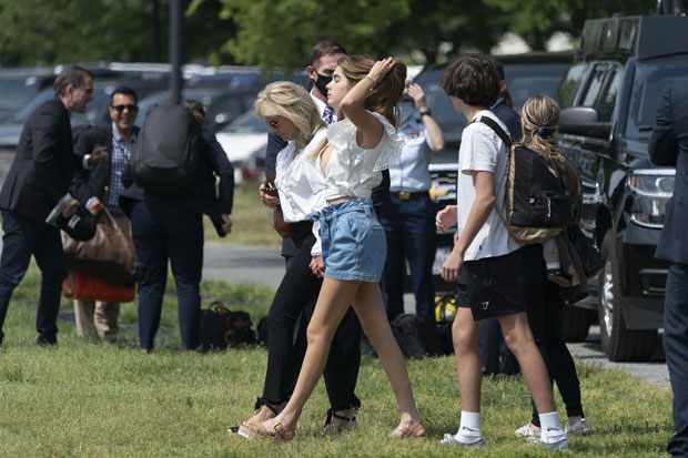 Joe Biden's grandkids