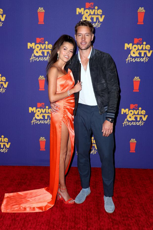 Justin Hartley & Sofia Pernas