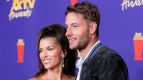 Sofia Pernas & Justin Hartley