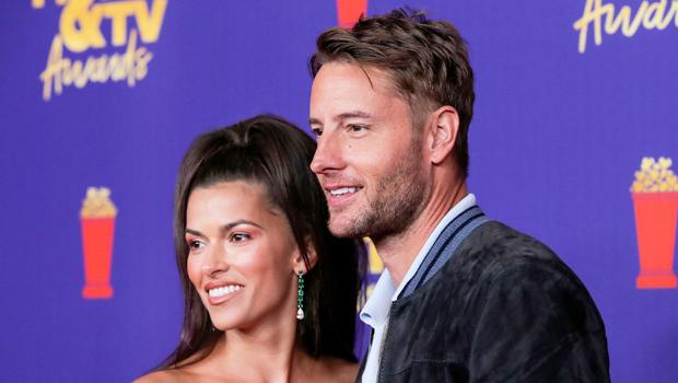 Sofia Pernas & Justin Hartley