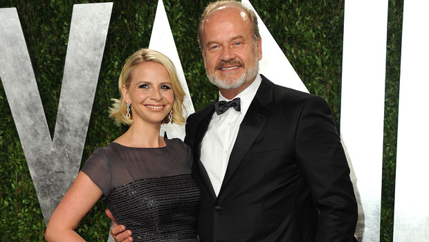 Kelsey Grammer, 66, Makes Rare Appearance With 4th Wife Kayte Walsh, 40, & 3 Youngest Kids