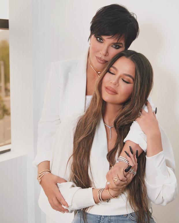 Kris Jenner & Khloe Kardashian