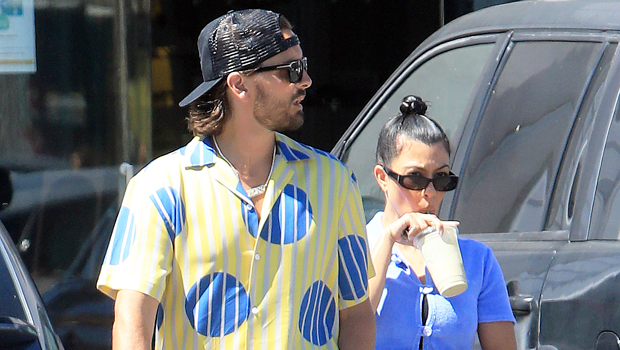 Kourtney Kardashian Vows To 'Always Be' In Scott Disick's Life Amidst His Fears Over 'KUWTK' Ending