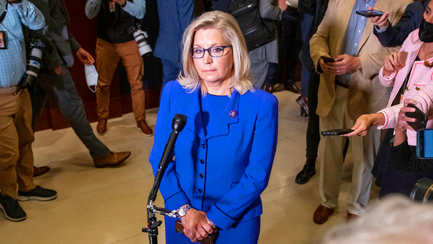 Liz Cheney: 5 Things About GOP Rep. Ousted From House Leadership After Speaking Out Against Trump.jpg