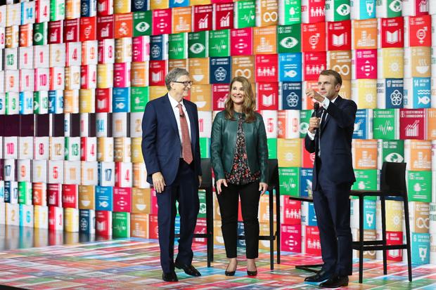 Melinda Gates Bill Gates
