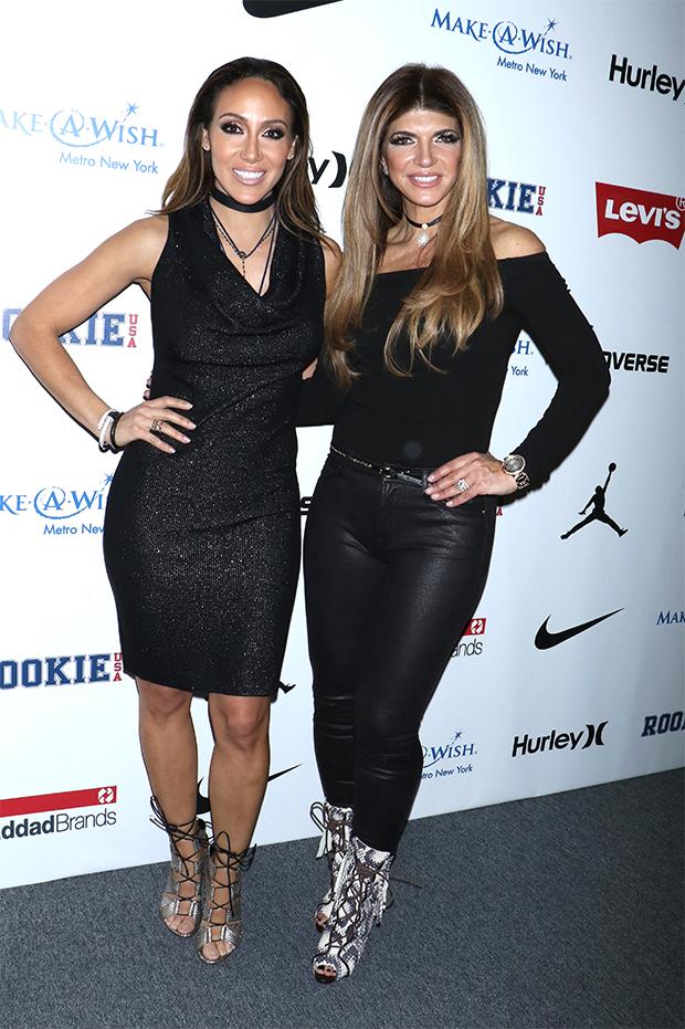Teresa Giudice and Melissa Gorga